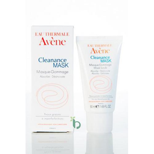 Avene Cleanance MASK, Λιπαρό Δέρμα 50ml
