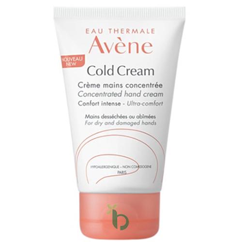 Avene Eau Thermale Cold Cream Χέρια 50ml