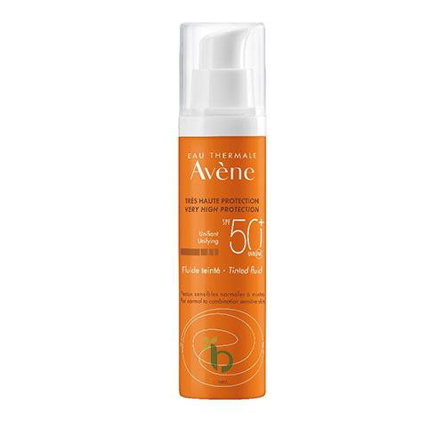 Avene Soins Solaires Fluide Teintee SPF50+ 50ml