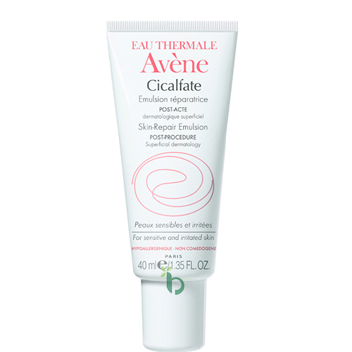 Avene Cicalfate Επανορθωτική-Ενυδατική Emulsion 40ml