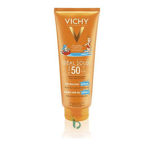 Vichy Ideal Soleil Παιδικές Επιδερμίδες SPF 50+  300ml