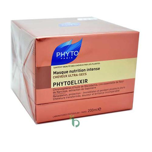 Phyto Phytoelixir Mask, Μάσκα Εντατικής Θρέψης 200ml