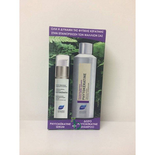 Phyto Phytokeratine Serum 30ml + ΔΩΡΟ SHAMPOO 200ml