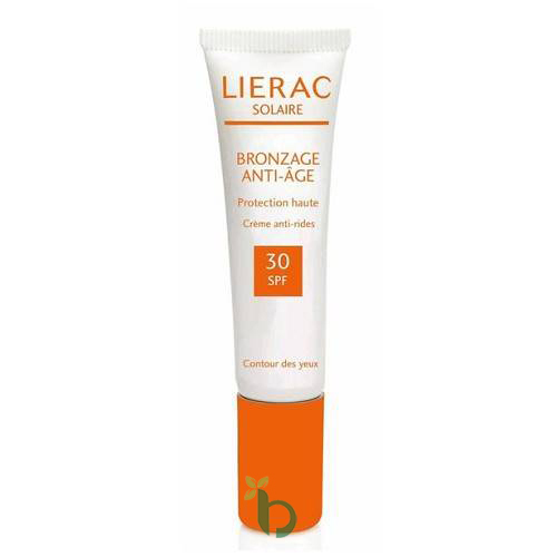 LIERAC SUN EYE WRINKLE CARE HIGH PROTECTION SPF30