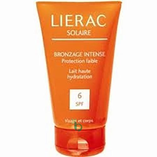 LIERAC SOLAIRE BRONZAGE SPF6 125ML