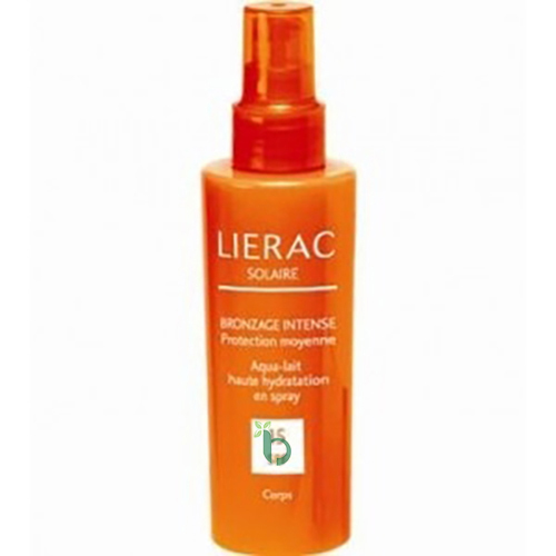 Lierac solaire latte spray spf15 150ml