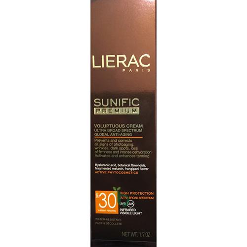 Lierac Sunific Premium Creme SPF30 Vis 50ml