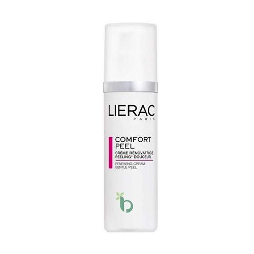 Lierac Comfort Peel Κρέμα Προσώπου 40ml