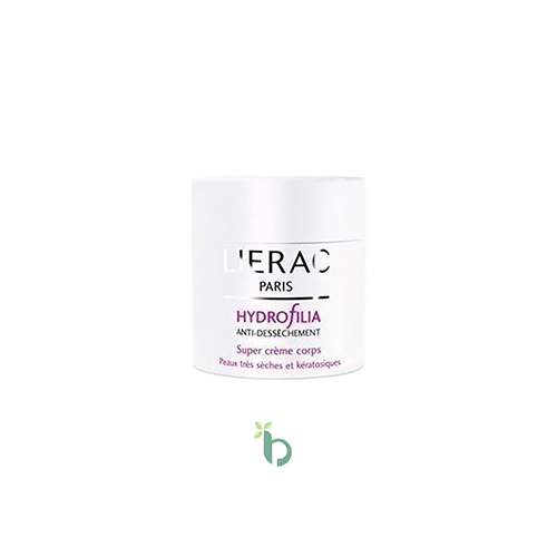 Lierac Hydrofilia Super Cream Corps 150ml