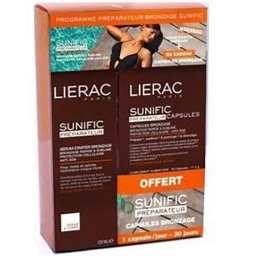 Lierac Sunific Serum Starter Bronzage 125ml PROMO