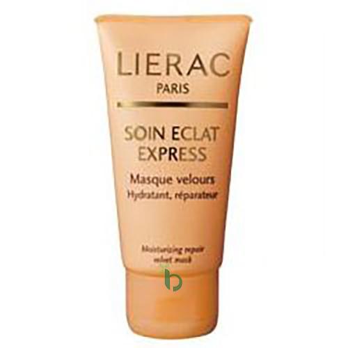 LIERAC Soin Eclat Express Velours 50ml