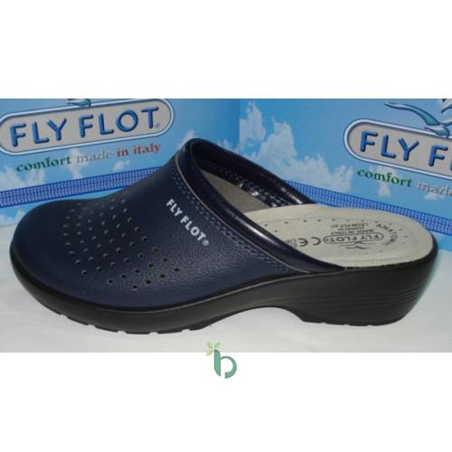 Fly Flot Ανατομικό Γυναικείο Σαμπό Μπλε