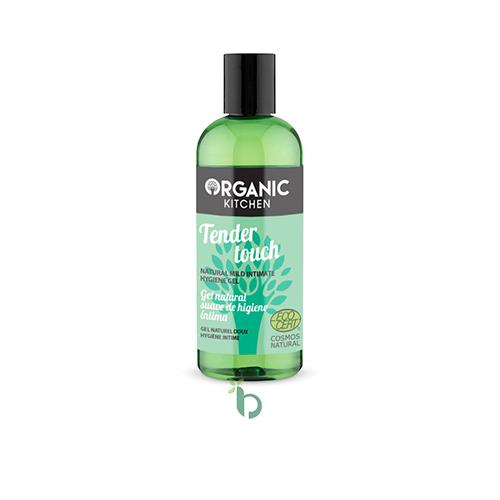 Organic Kitchen Tender touch, τζελ προσωπικής υγιεινής