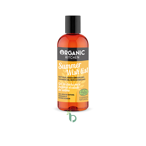 Organic Kitchen Summer wish list, αφρόλουτρο 260ml