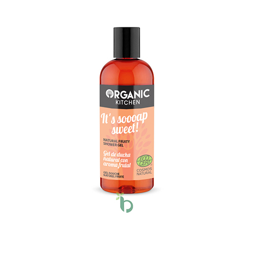 Organic Kitchen It´s soooap sweet!, αφρόλουτρο 260ml
