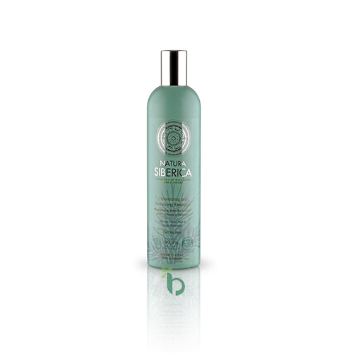 NS Volumizing and Balancing Shampoo 400 ml