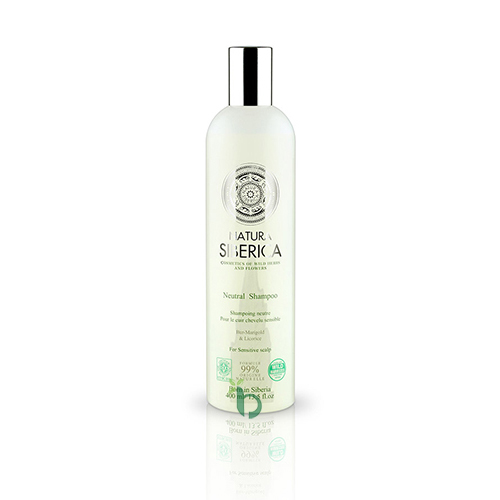 NS Neutral Shampoo για Ευαίσθητα Δέρματα 400 ml
