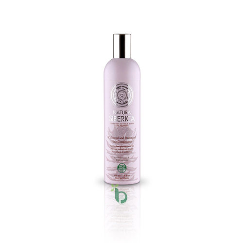 NS Coloured and Damaged Hair Conditioner, 400 ml