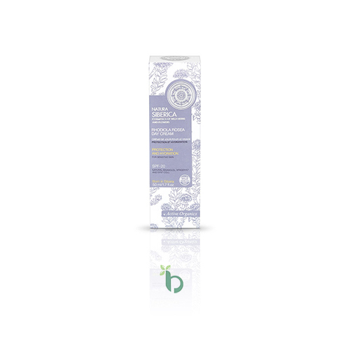 NS Rhodiola Rosea Day Cream, Προστασία & Ενυδάτωση
