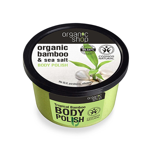 ORGANIC SHOP Body polish Tropical Bamboo Scrub