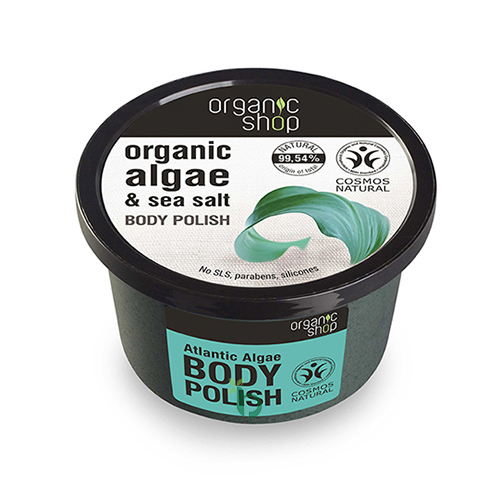 ORGANIC SHOP Body polish Atlantic Algae Scrub 250ml