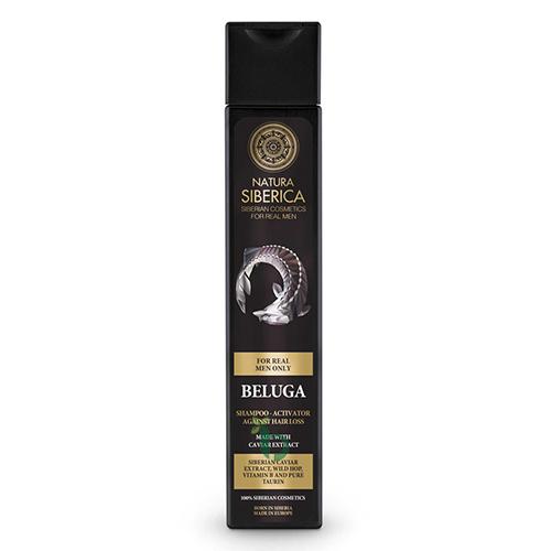 NS MEN Hair Growth Shampoo-Activator Beluga, 250 ml