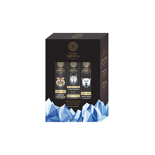 NATURA SIBERICA Men's gift set full size