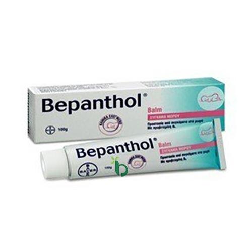 Bepanthol Baby Balm 100gr αλοιφή για το σύγκαμα