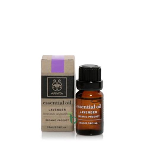 Apivita Essential Oil, Αιθέριο Έλαιο με Λεβάντα 10ml