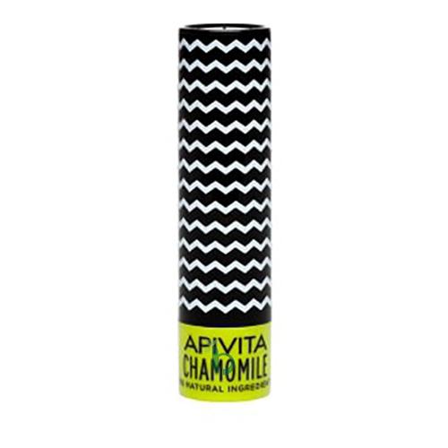 Apivita Lip Care με Χαμομήλι SPF15 4.4gr