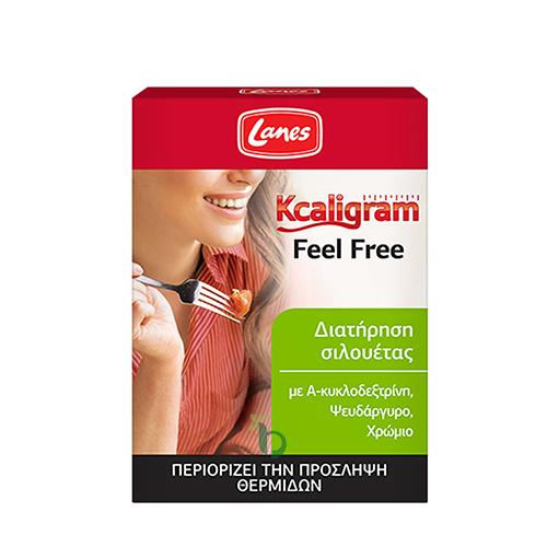 Lanes Kcaligram Feel Free Έλεγχο του Βάρους 16 Δισκία