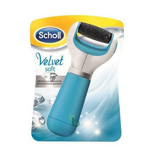 Scholl Velvet Soft Diamond Blue