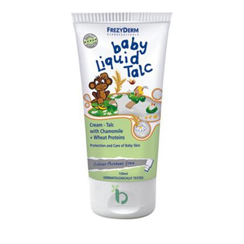 Frezyderm Baby Liquid Talc – Κρέμα Ταλκ 150 ml