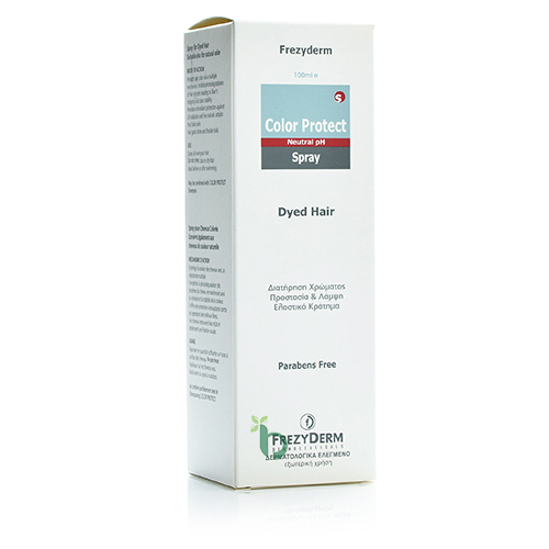 Frezyderm Color Protect Spray, Βαμμένα Μαλλιά 100ml