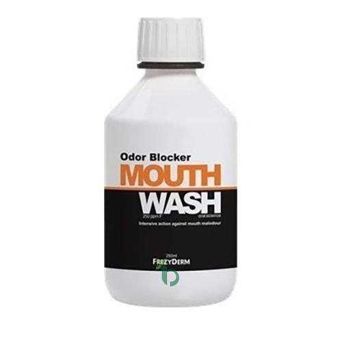 Frezyderm Mouth Wash Odor Blocker 250ml