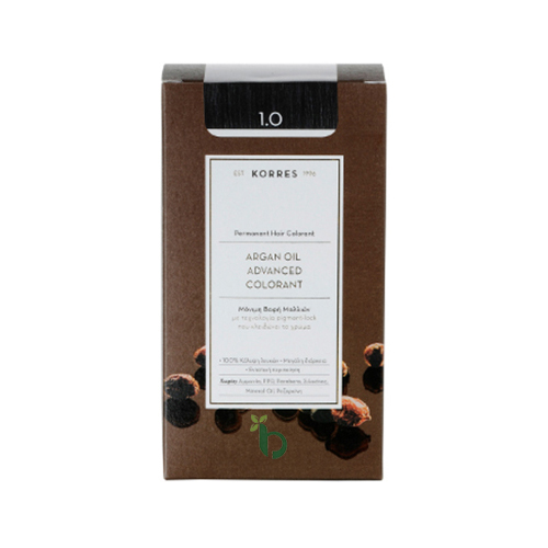 KORRES ARGAN OIL ADVANCED COLORANT 1.0