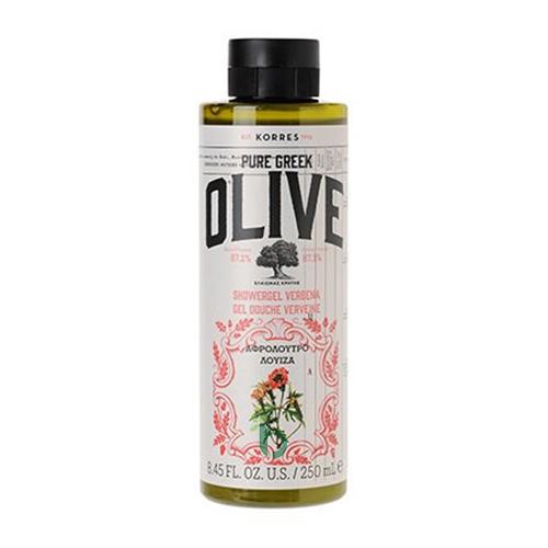 Korres Pure Greek Olive Αφρόλουτρο Λουίζα 250ml