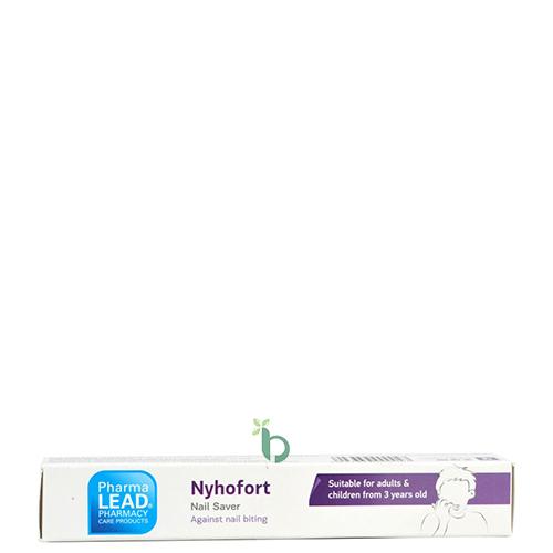 Vitorgan Pharmalead Nyhofort Nail Saver, Κατά της Ονυχοφαγίας 10ml