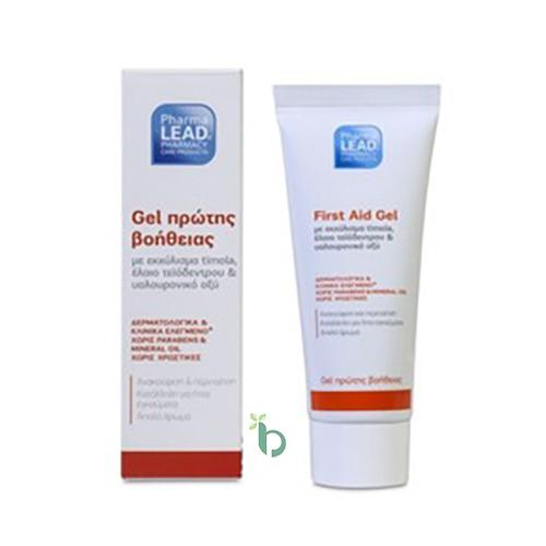 PharmaLead First Aid Gel 50ml για ήπια εγκαύματα