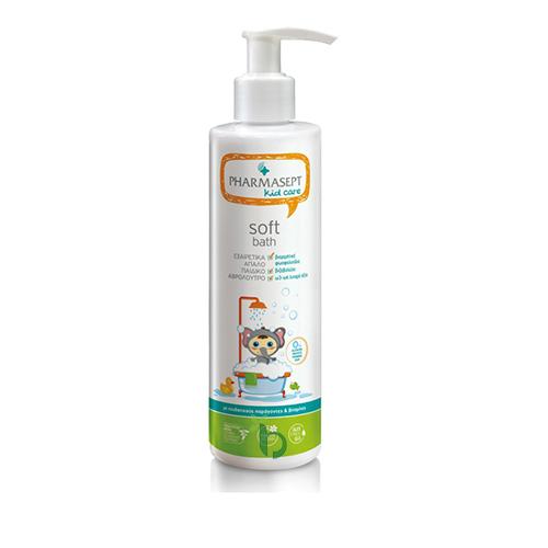 Pharmasept Kid Soft Bath 500ml Παιδικό Αφρόλουτρο
