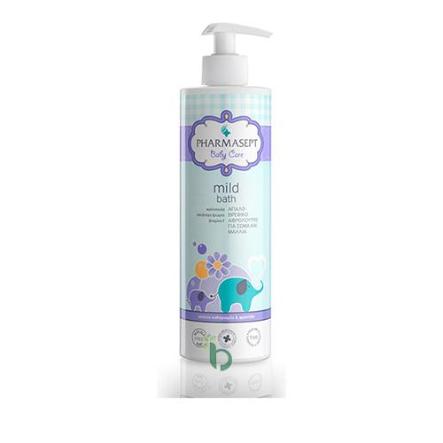 Pharmasept Tol Velvet Mild Bath, Βρεφικό – Παιδικό 500ml