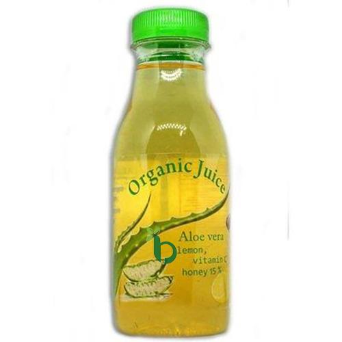 Aloe Vera Organic Juice with lemon and honey 15% 500gr