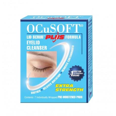 Ocusoft Lid Scrub Pads (7pads) – Εμποτισμένα Πανάκια Για Την Υγιεινή Των Βλεφάρων
