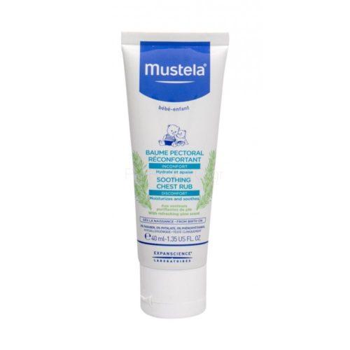 Mustela Soothing Comfort Balm (Chest Rub) 40ml