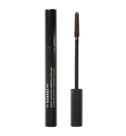 Korres Black Volcanic Minerals – Professional Length Mascara 03 Brown Plum