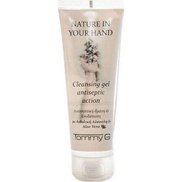 TommyG Nature In Your Hand Cleansing Gel Antiseptic Action 60ml