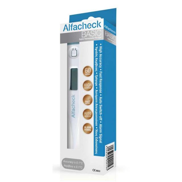 Alfacheck Basic Ψηφιακό Θερμόμετρο 60′